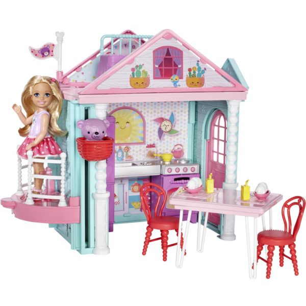 Barbie-Club-Chelsea-Klubhus-DWJ50-funster