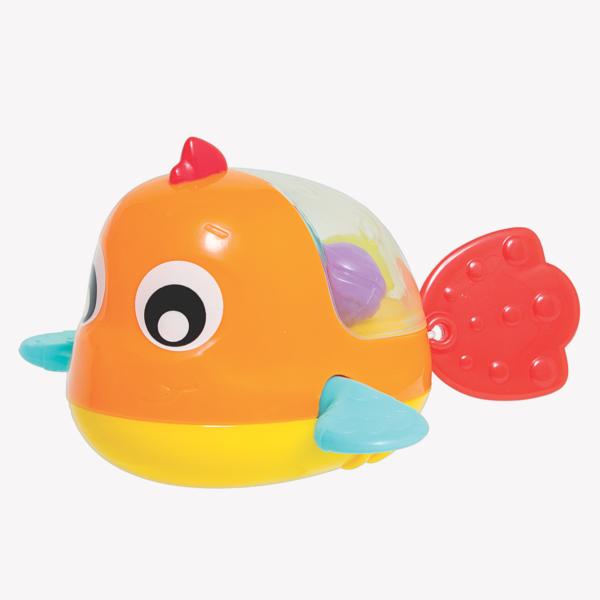 padlende-badefisk-funster