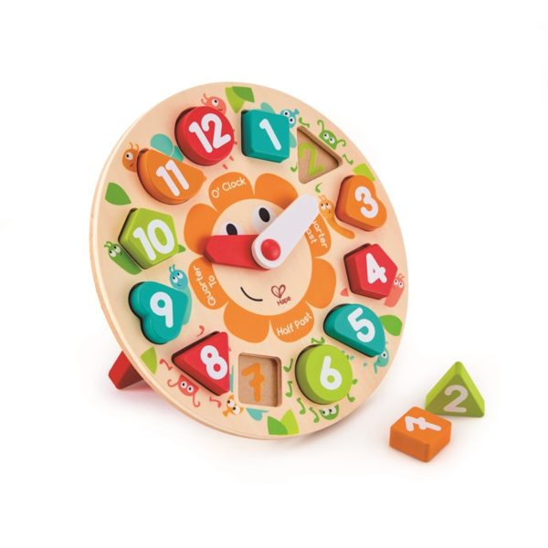 hape-chunky-clock-puzzle-funster